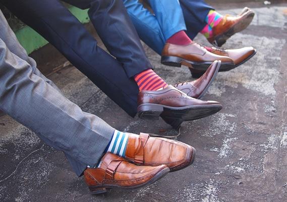 Affärssystem Happy Socks