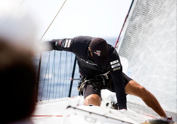 Affärssystem för mode Sail Racing