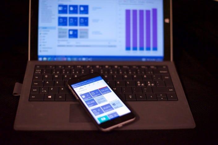 ERP Microsoft Affärssystem moln