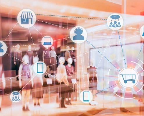Trender inom teknologi för modebranschen