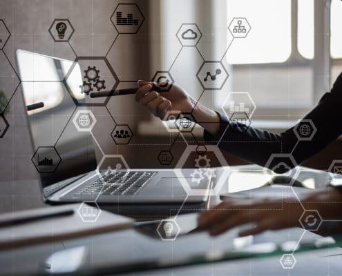 Affärssystem Digitalisering